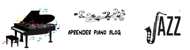 aprender piano blog