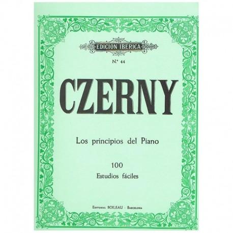 Czerny. 125 estudios breves. PDF