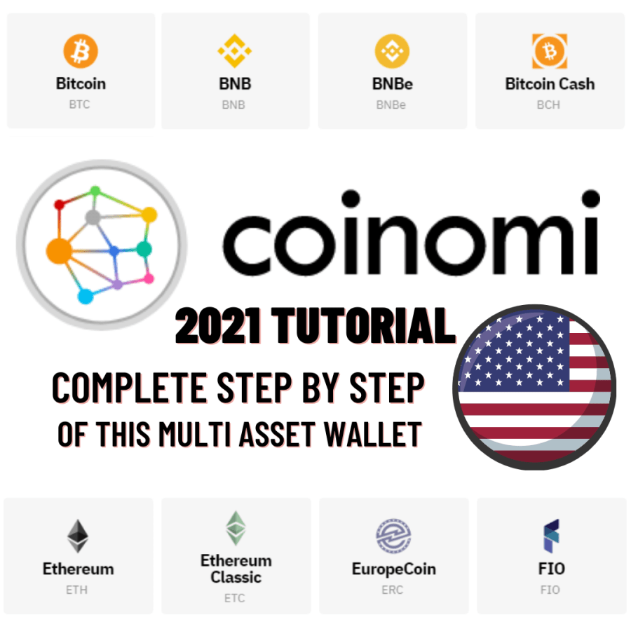 Keep your crypto assets at Coinomi