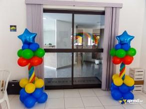 Entrada do Salão.