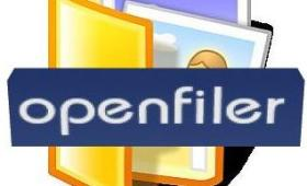 Almacenamiento con Openfiler