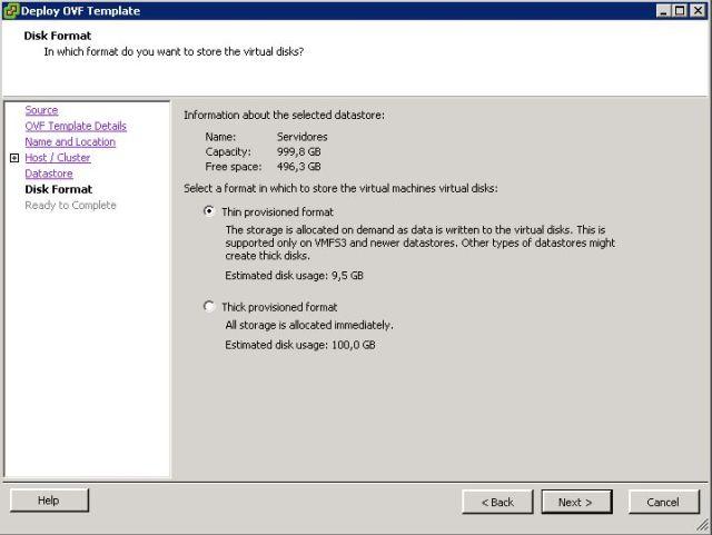 10 format disk