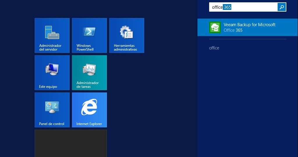 Veeam Backup para Microsoft Office 365