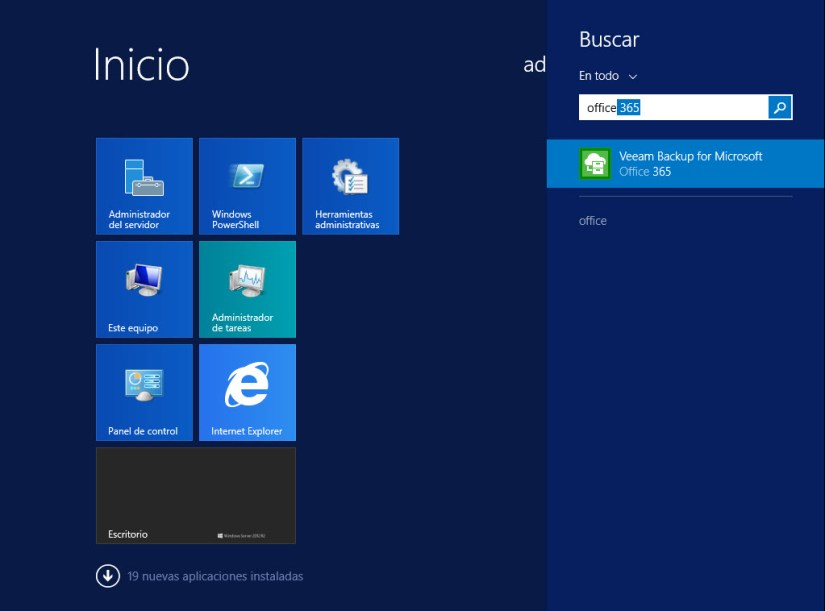 Complemento office 365