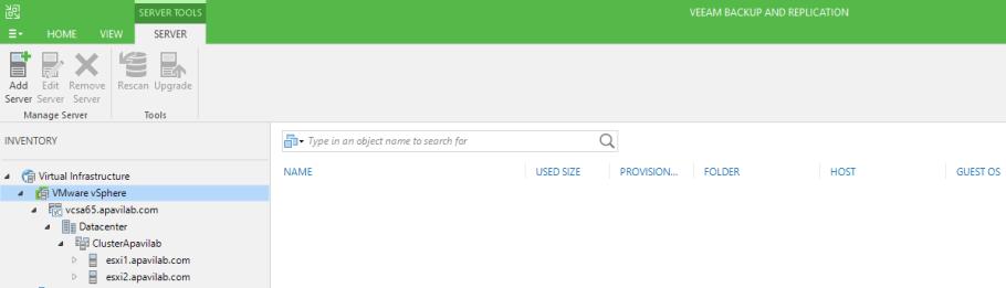 vCenter-Server-inventario-Veeam