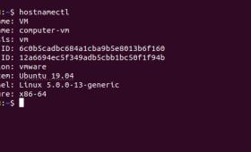 Cambiar el hostname en Ubuntu