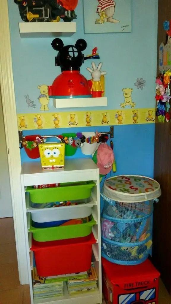 Ikea en familia almacenaje para ni os aprendiendo con julia - Ikea ninos almacenaje ...