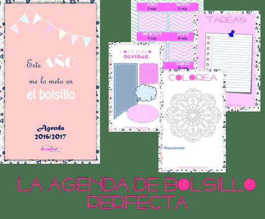La agenda perfecta para mujeres: Notas, calendarios, mandalas, listas...