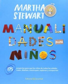 Libro de manualidades de Marta Stewart