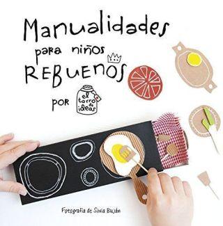 Libro de manualidades para niños rebuenos