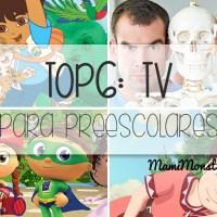 Top 6. TVpara Preescolares