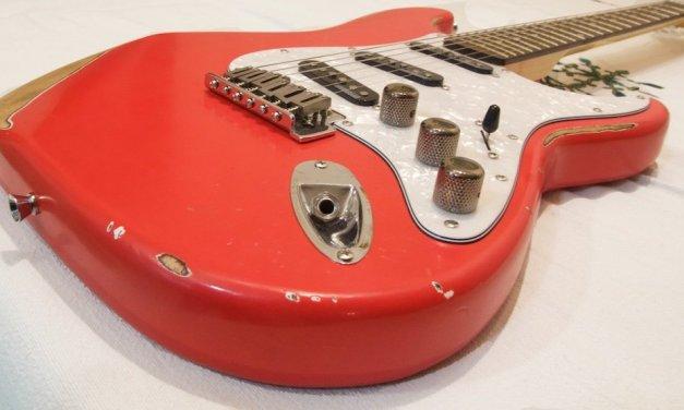 ¿Cómo funciona una guitarra eléctrica?