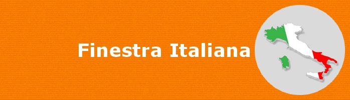 Finestra Italiana