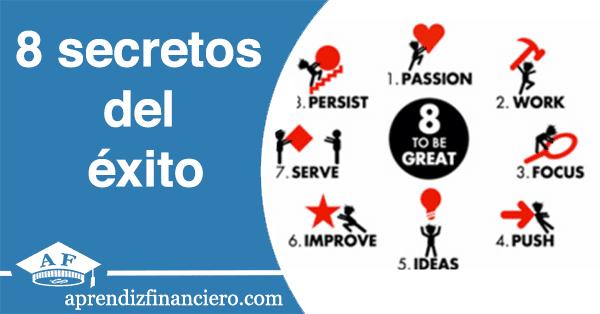 8 secretos del exito