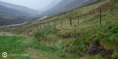 Escocia - Fiordo