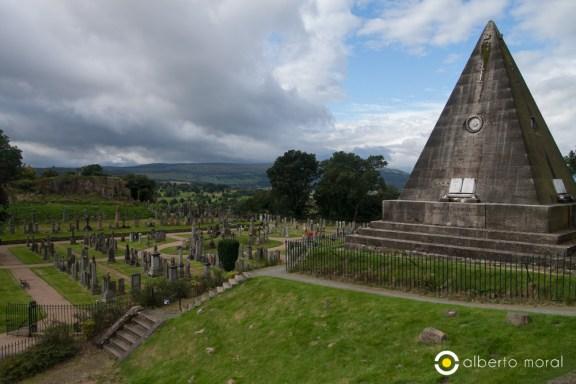 Escocia - Cementerio Stirling
