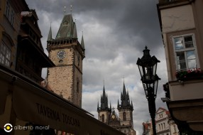 Praga - plaza
