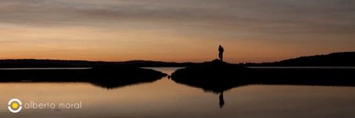 Fotografiando al amanecer