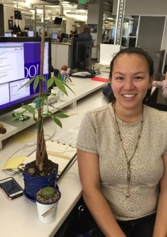 Allison Rowe Yahoo Inc on Maybrooks a Career Resource for moms
