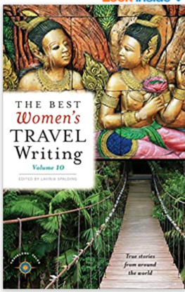Womens travel writing book on Après for working mothers