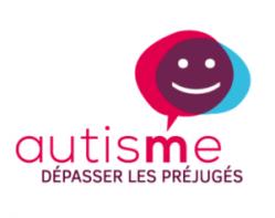 logo autisme dépasser les préjugés