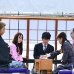 つるの剛士、乃木坂46伊藤かりんらが江の島の頂上で対局!じゃんけん大会も