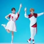 AAA宇野実彩子・末吉秀太が息ピッタリのクラッシュダンスを披露!