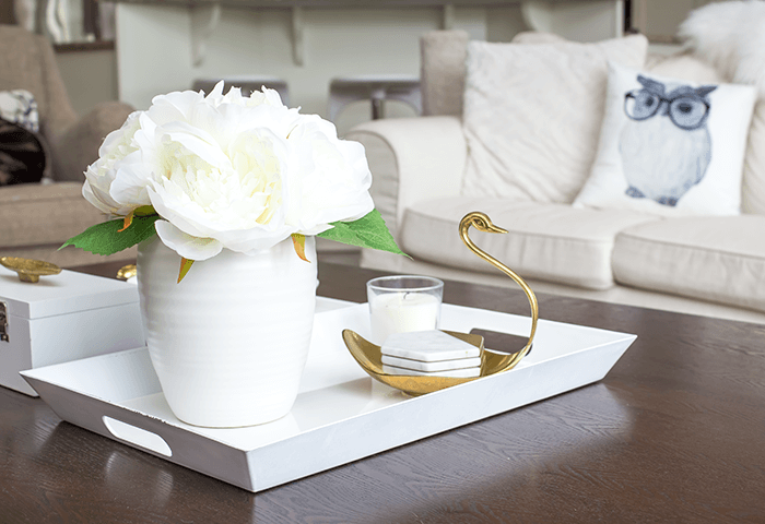 3 Steps To Easy Breezy Coffee Table Styling A How To Guide