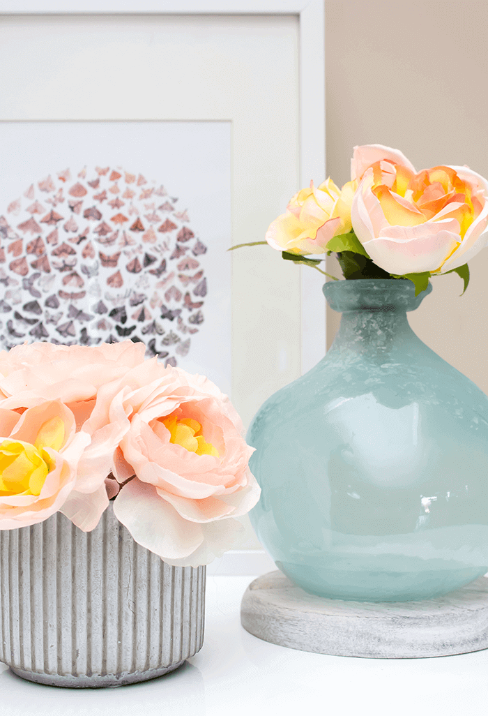 Spring flowers to brighten your home.