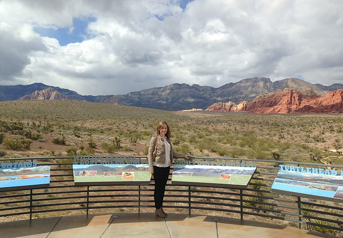 Red Rock Canyon - Panoramic View