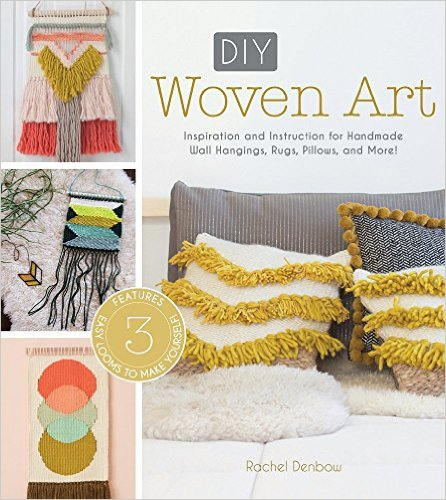 Dream Living Room - DIY Woven Art