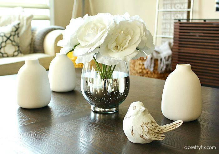 Coffee Table Decorating 5 Different Ways A Pretty Fix