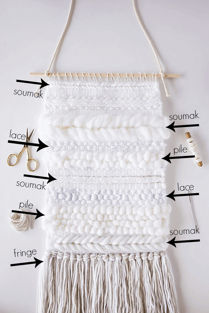 DIY Weaving Techniques: 5 Simple Ways To Add Texture