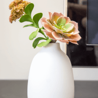 5 Simple & Creative Ways To Integrate Flowers In Your Home - In a Vase or Open Container