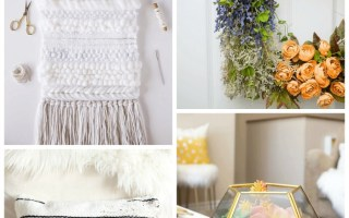 Pretty Home Accessories To DIY or Buy