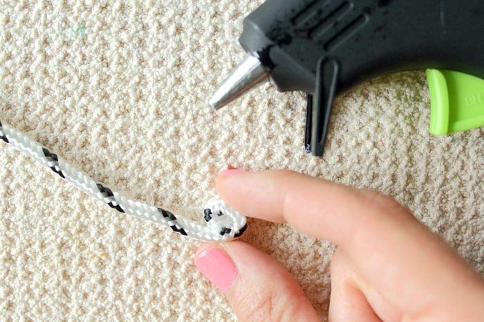 Easy-Peasy DIY Rope Coasters - Outdoor/Indoor Use.