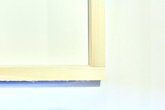How To Make a Basic Loom - Secure Corners