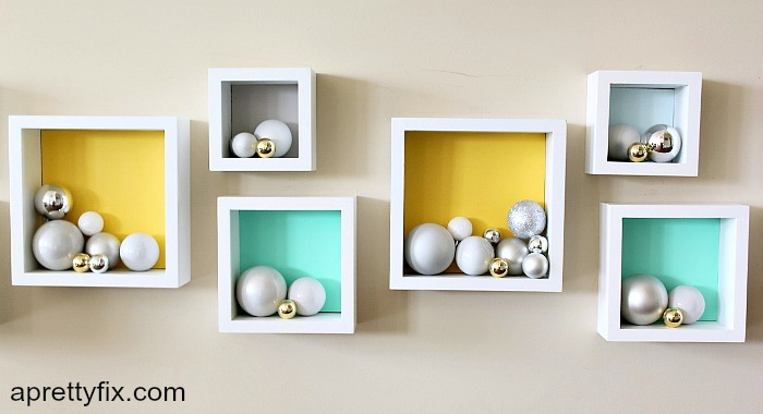 6 ways to add storage - living room - cubbies