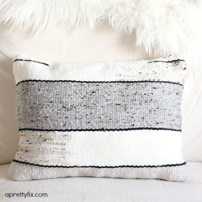 Pretty home accents that you can craft, buy or DIY via aprettyfix.com.