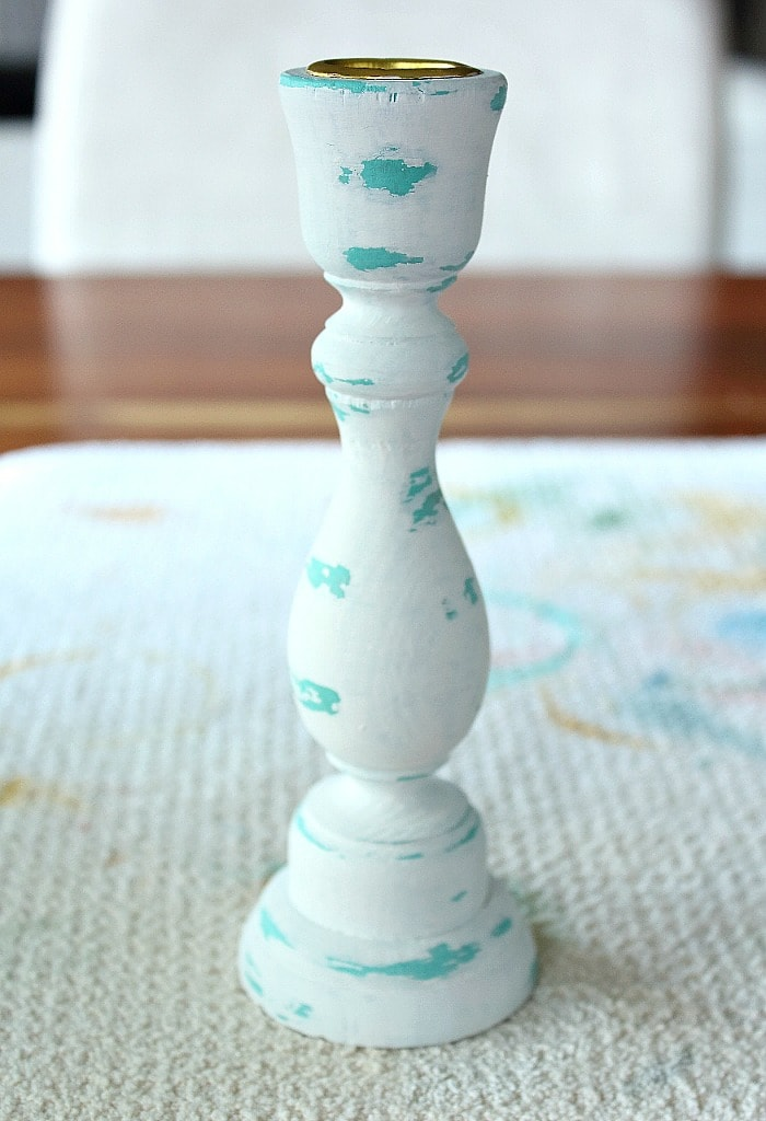completed candlestick