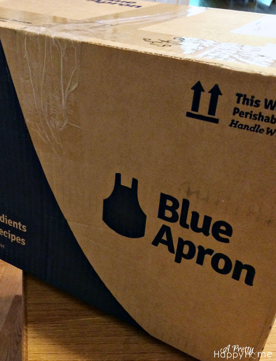 Blue apron free trial
