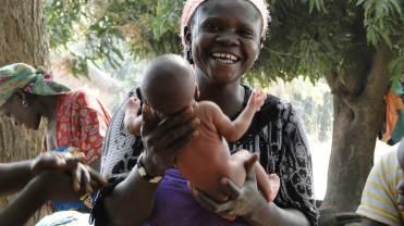 Saviez-vous que les bébés ont aussi la peau blanche lorsqu'ils naissent ?..