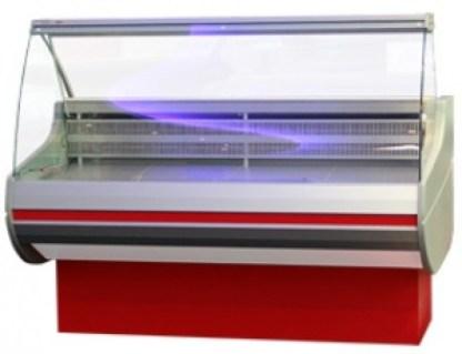 Холодильная витрина кондитерская Siena для хранения ассортимента напитков и продуктов питания. Сделать заказ на apricot.
