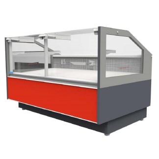 Холодильная витрина гастрономическая GRACIA 1.25 для хранения суточной нормы продуктов. Сделать заказ на apricot.