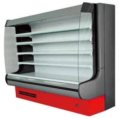 Горка холодильная MODENA 1.4 сочетает изысканный дизайн и функциональность. Конструкция горки позволяет максимально доступно представить товар покупателю. Тел. (050) 304-42-37, (067) 925-51-86 торговое оборудование.