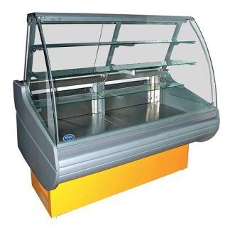 Кондитерская витрина Belluno-K 1.1-1.5. Электронный пульт управления, автоматическое размораживание испарителя. Сделать заказ с гарантией на apricot. kiev.ua.