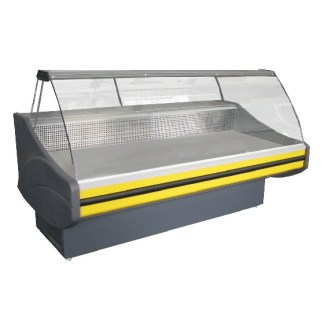 Холодильна вітрина Savona-1.7-ВС для зберігання продуктів. Зробити замовлення на apricot.