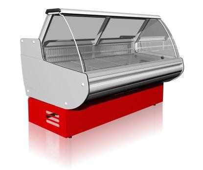 Гастрономическая витрина Belluno 0,9-2,0 для хранения продуктов. Тел. (050) 304-42-37, (067) 925-51-86, торговое оборудование.