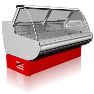 Гастрономическая витрина Belluno 1,1-1,7 для хранения продуктов. Тел. (050) 304-42-37, (067) 925-51-86, торговое оборудование.