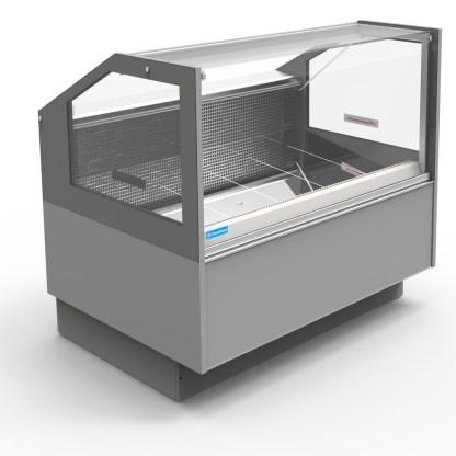 Холодильна вітрина кубічна GRACIA D self 1.875 для зберігання добової норми продуктів. Зробити замовлення на apricot.